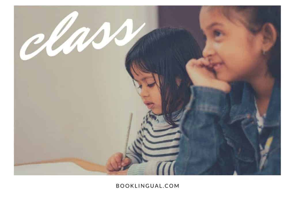 Classes are better with BookLingual.
