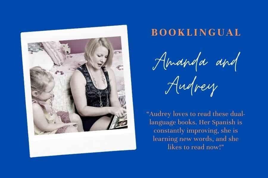 BookLingual: Amanda and Audrey Review
