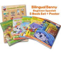 bilingual benny 5 book set