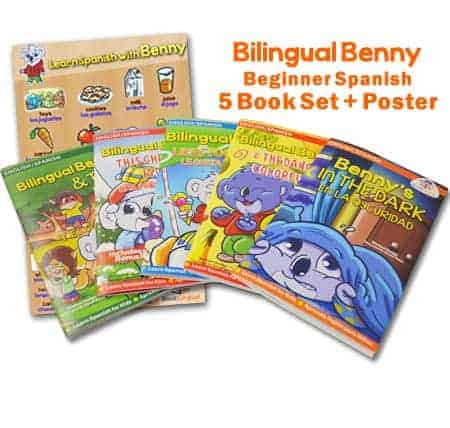 bilingualbenny_5bookset