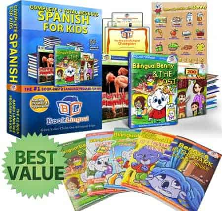 complete_spanish_for_kids_bilingual_book_set