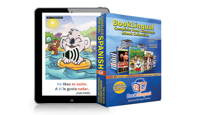 BookLingual complete dual-language eBook collection